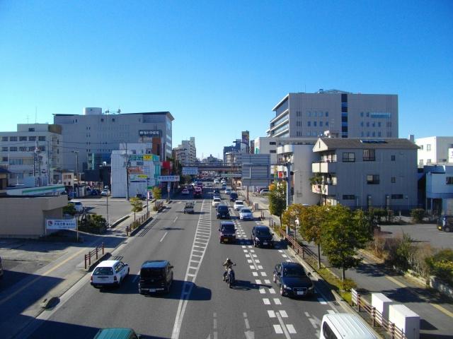 豊田市の様子