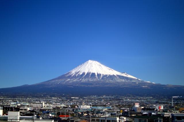 富士市の様子